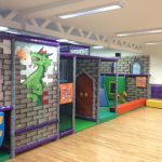 Little Dragons' Den soft play area
