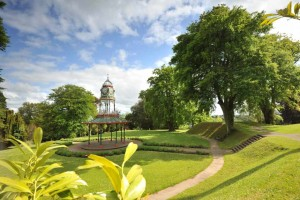 Enniskillen has scooped the prestigious title of Ireland's Best Large Urban Centre 2013 in Ireland's Best Kept Towns competition. Forthill Bandstand, erected in 1895, is one of Fermanagh's gems, located at Forthill Park, Enniskillen.