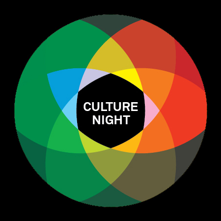 Culture Night 2015 takes place on Friday 18 September 2015