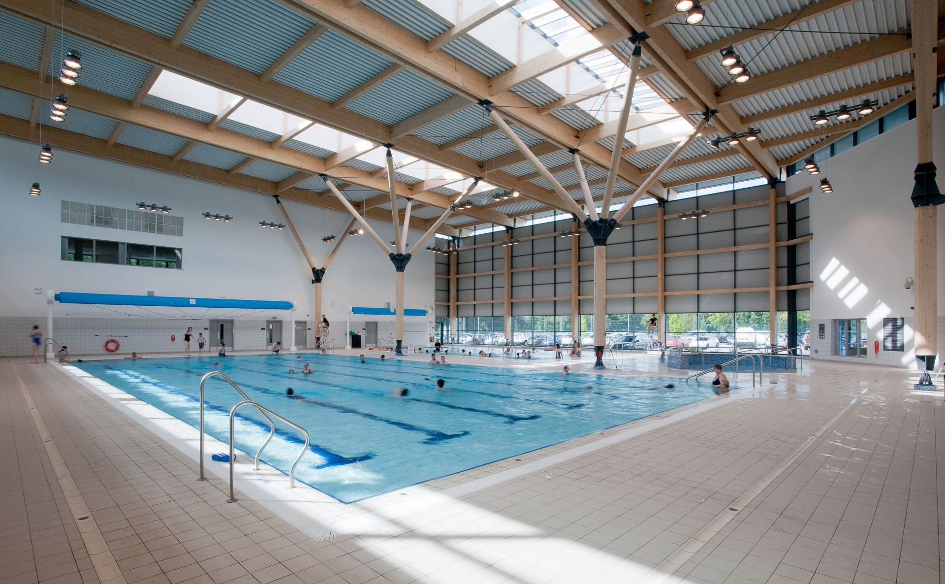 Omagh leisure complex fermanagh omagh district council for Uses for old swimming pools