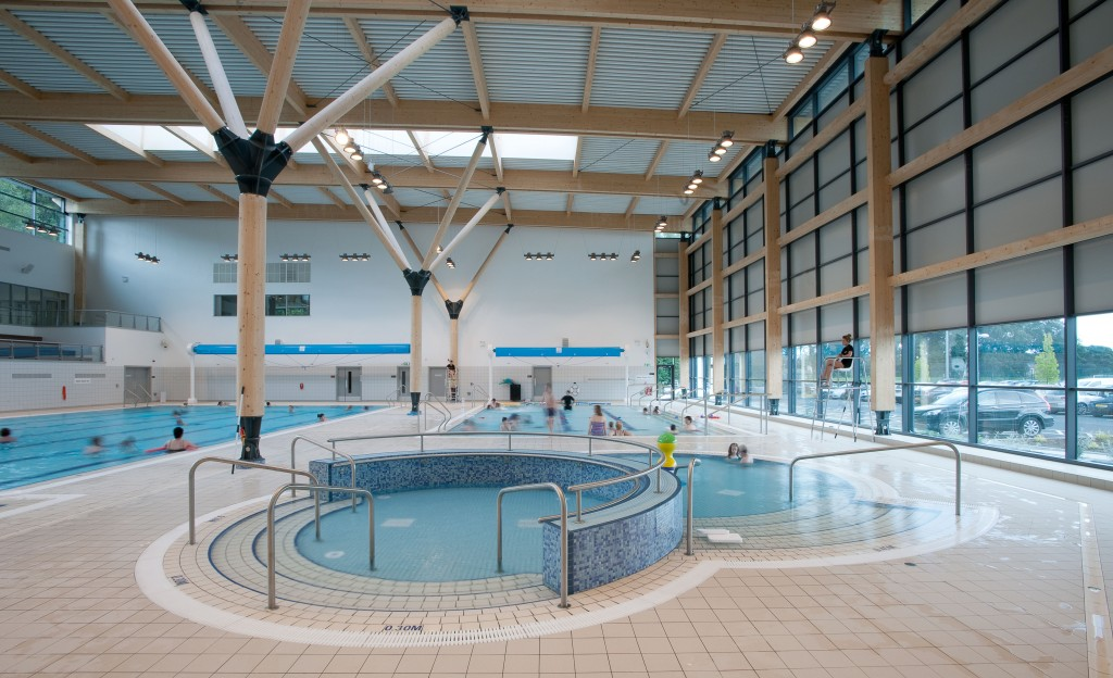 Omagh Leisure Complex 016 Fermanagh Omagh District Council