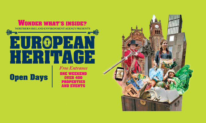 European Heritage Open Days take place on 12 and 13 September 2015