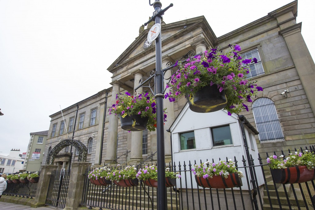Omagh, Ballinamallard and Irvinestown have been recognised at this year's Ulster in Bloom Awards