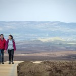 Temporary closure of car park at entrance to Cuilcagh Mountain path