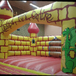 Castle Park Leisure Centre Bouncy Castle