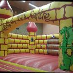 Castle Park Leisure Centre Bouncy Castle