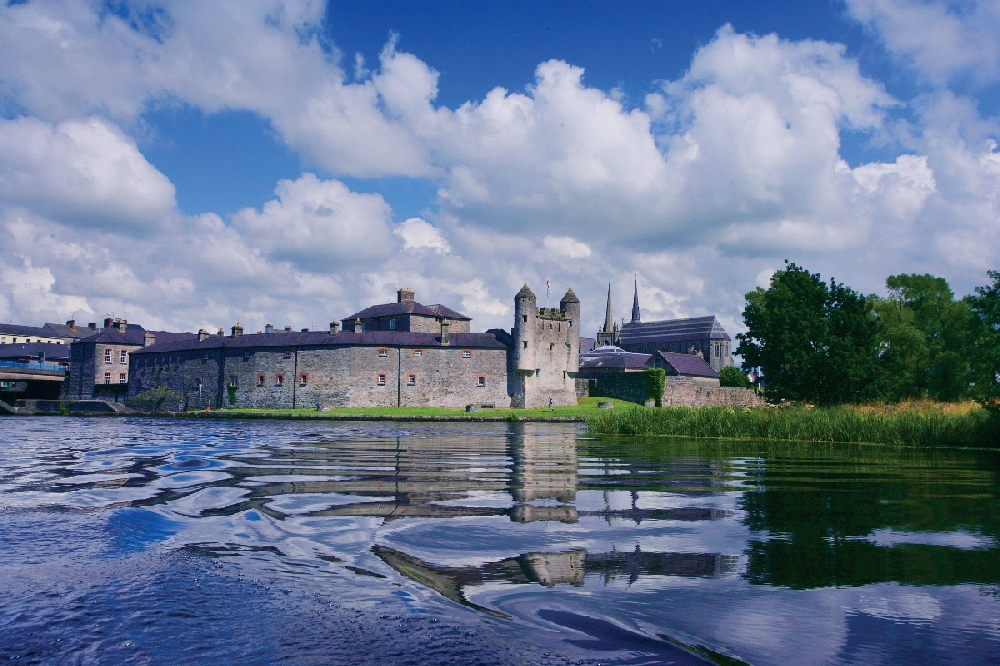 Image of Enniskillen Castle Museums on the shores of the River Erne in Co Fermanagh