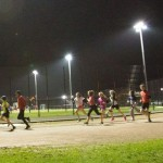 Outdoor Track- Flood Light