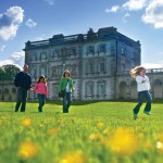 Florence Court is a truly welcoming home. The house, formerly the home of the Cole family, Earls of Enniskillen, is surrounded by a large area of parkland, garden and woodland, with breathtaking views to Benaughlin and the Cuilcagh Mountains.