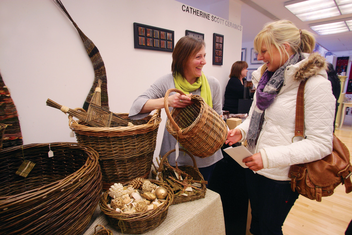 Tourism fermanagh omagh district council for Arts and crafts festival