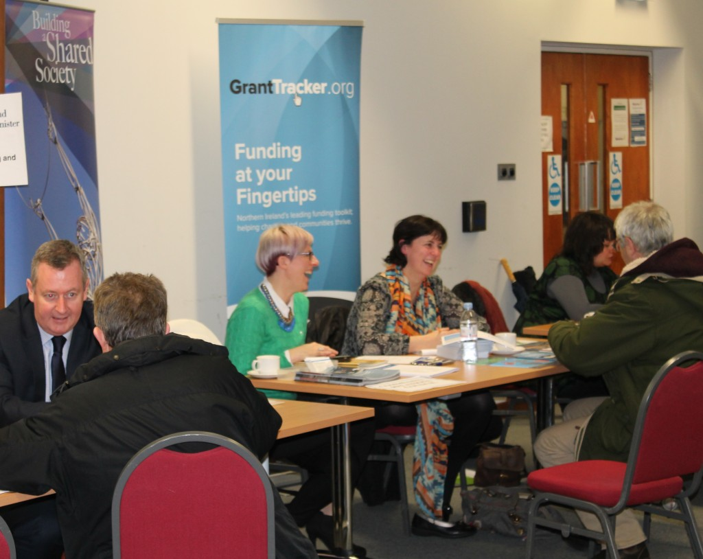 A Funding and Advice Fair for voluntary and community sector organisations
