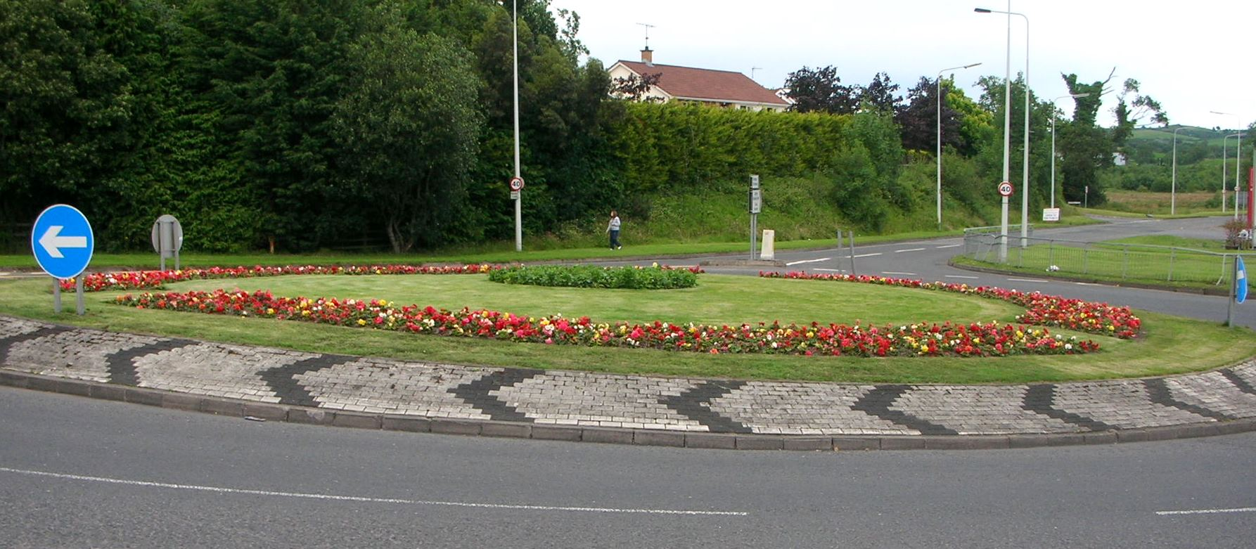 Council Invites Sponsorship Of Flowerbeds Fermanagh