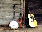 blue grass instruments