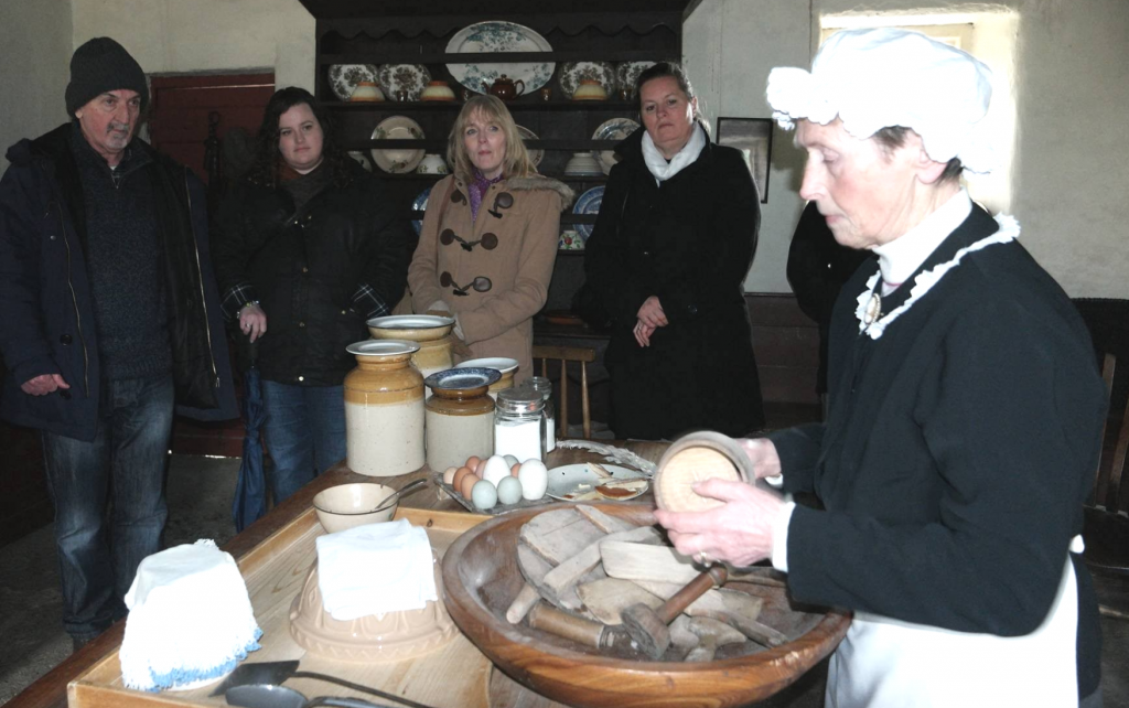 New Neighbours project at Ulster American Folk Park