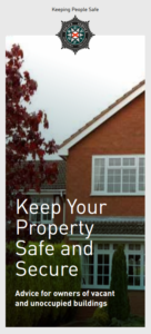 keep your property safe and secure