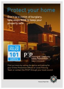 psni Protect your Home Leaflet A5 01 FINAL