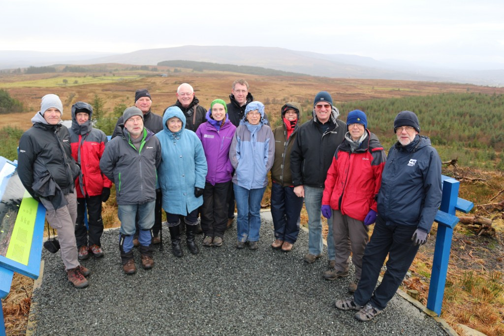 Uk Committee For Unesco Global Geoparks Meets At Marble
