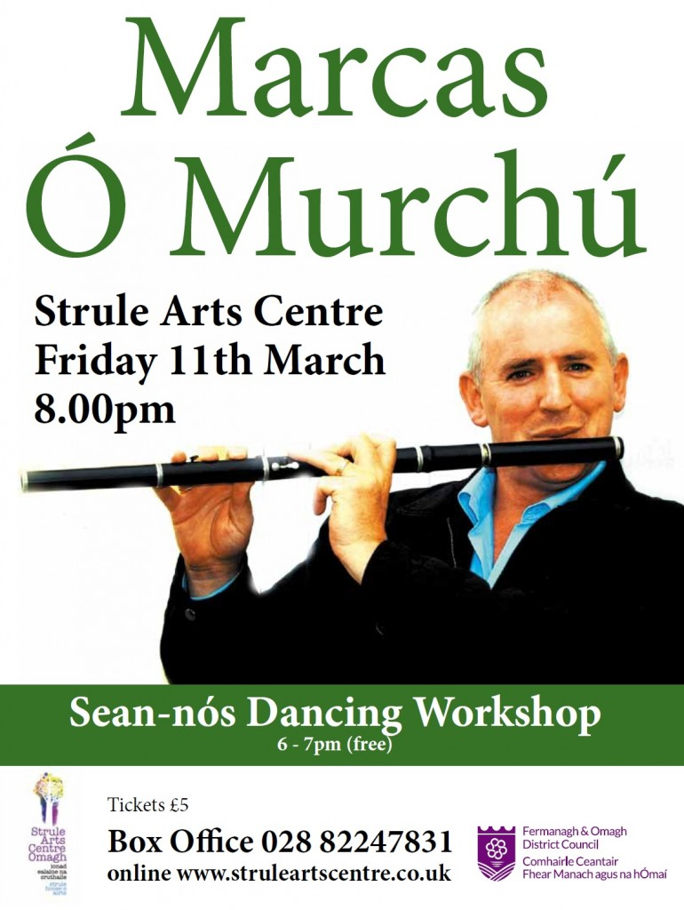 Concert - Ceili at Strule Arts Centre Omagh