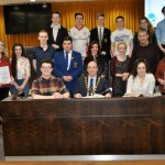 Council signs partnership agreement with Youth Council