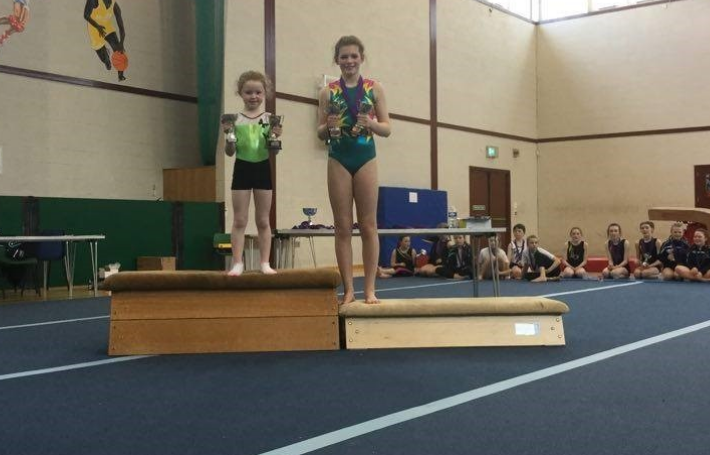 Success At First Fermanagh And Omagh Gymnastics