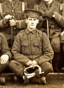 Drummer Jack Downs, 9th Battalion Royal Inniskilling Fusiliers