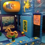 Soft play area re-opens