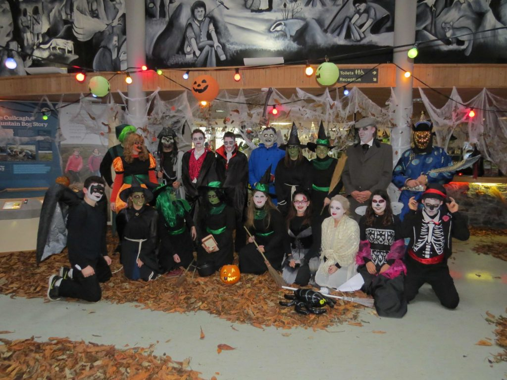 Halloween at the Marble Arch Caves
