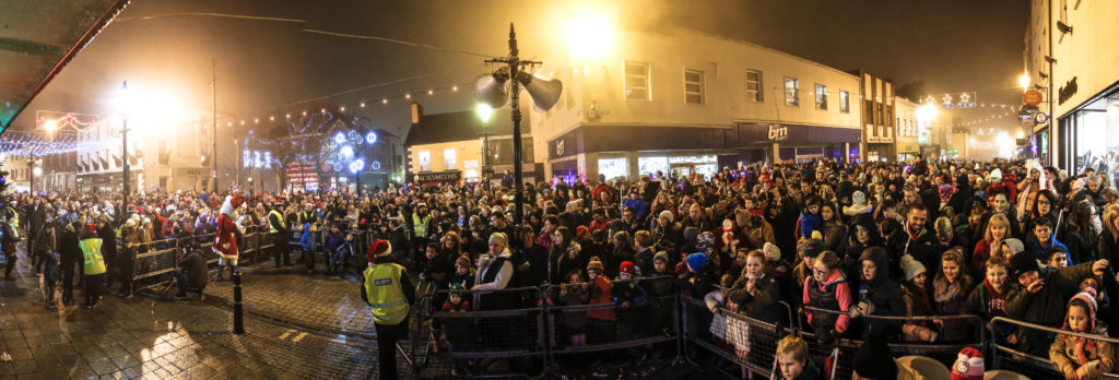 Enniskillen Christmas Lights 2016 136