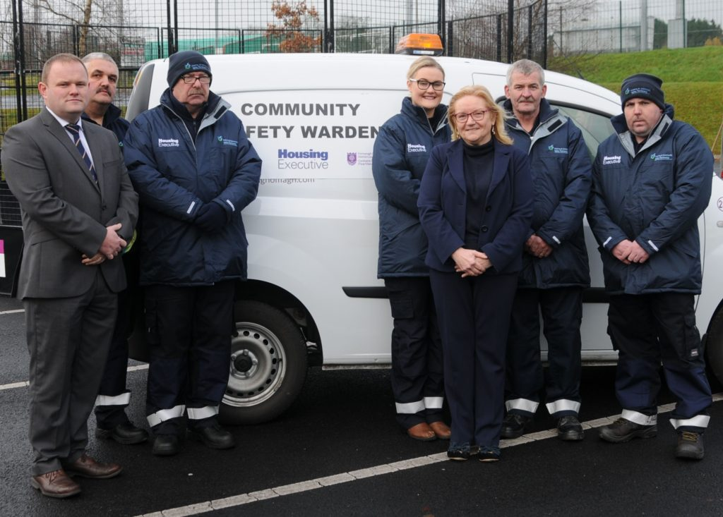 Community Safety Wardens for district1