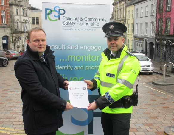 Business Crime Action Plan.Omagh