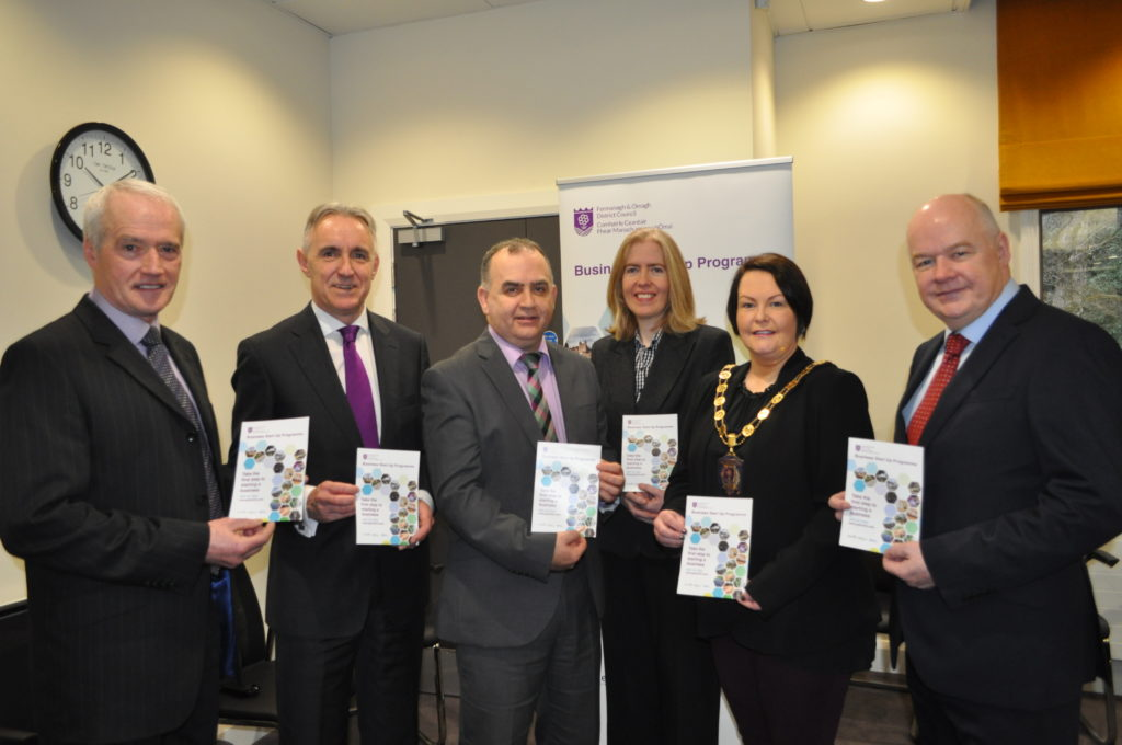 Council's new business start up programme