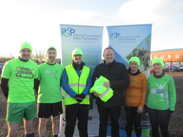 Enniskillen Parkrun Be Safe and Be Seen