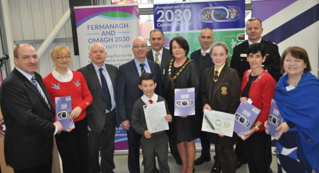 Launch of Fermanagh and Omagh Community Plan 2030