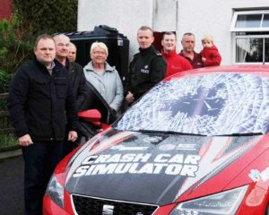 Crash Car Simulator Event Lisbellaw