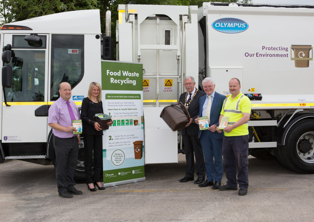 Extension of food waste collection service