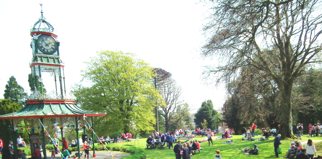 Forthill Picnic in Park 5