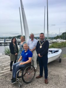 Sailability Launch