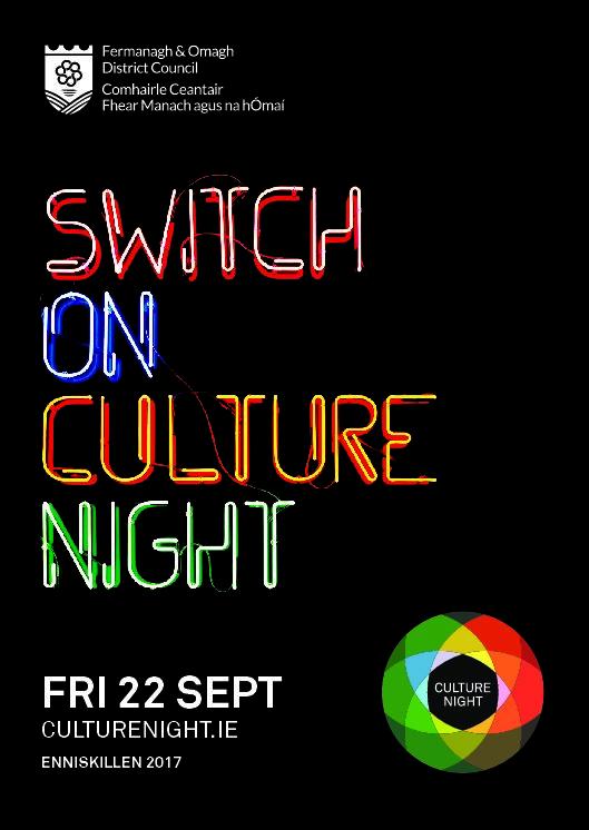 FODC   Culture Night Booklet   Enniskillen & CA Book