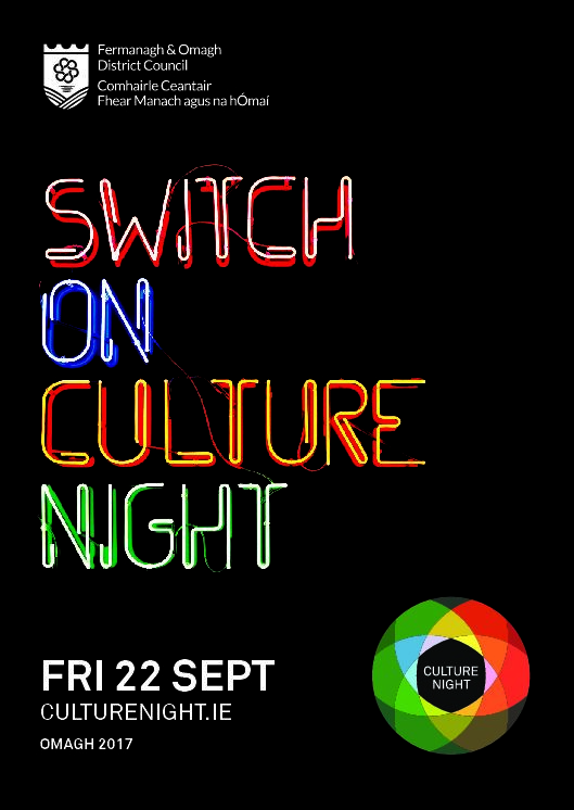FODC   Culture Night Booklet   Omagh & CA Book