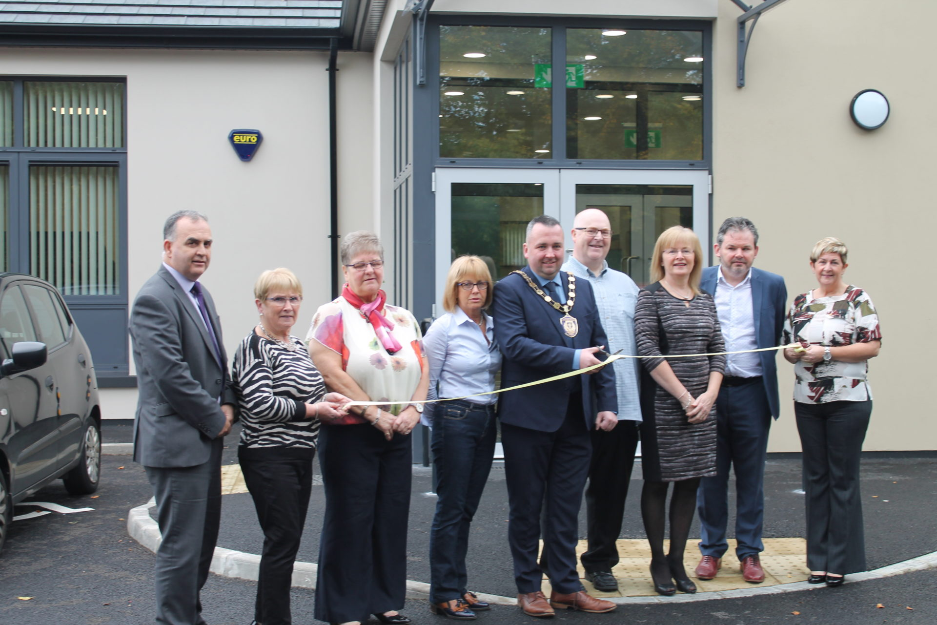 West End Community Centre Officially Opened Fermanagh