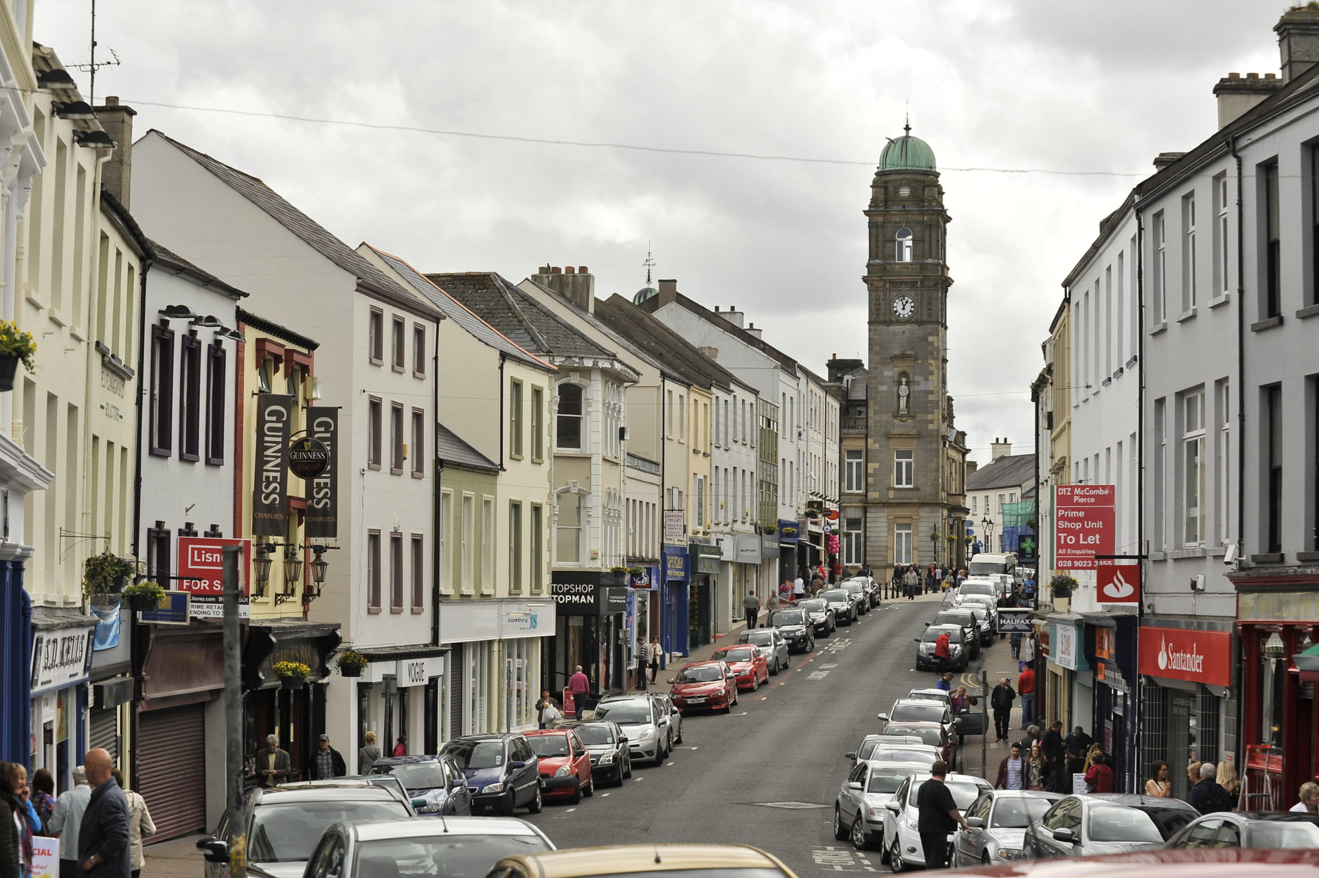 Opportunity To Have Your Say On Enniskillen Public Realm