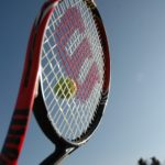 Works to upgrade tennis courts at Bawnacre Centre begins
