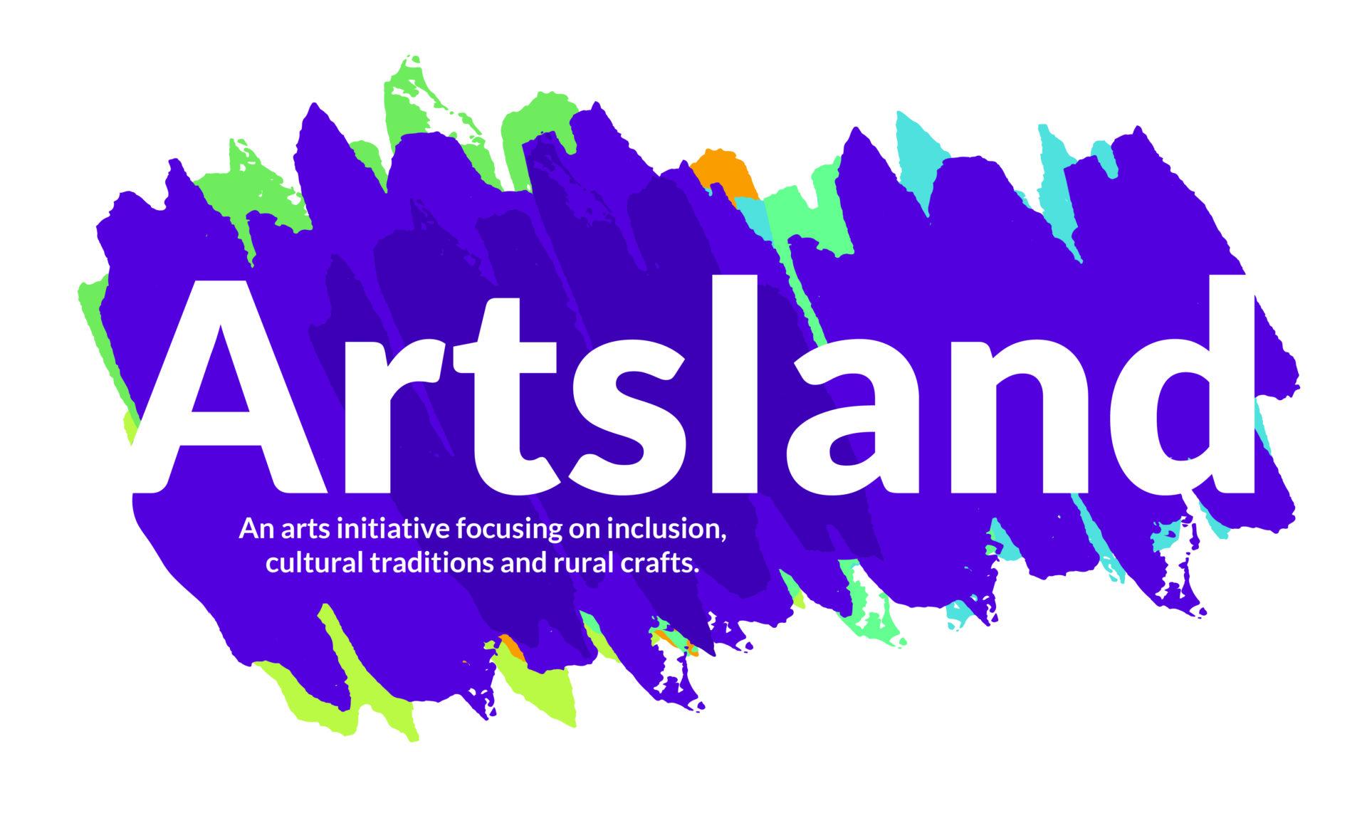 FODC Artsland logo graphic