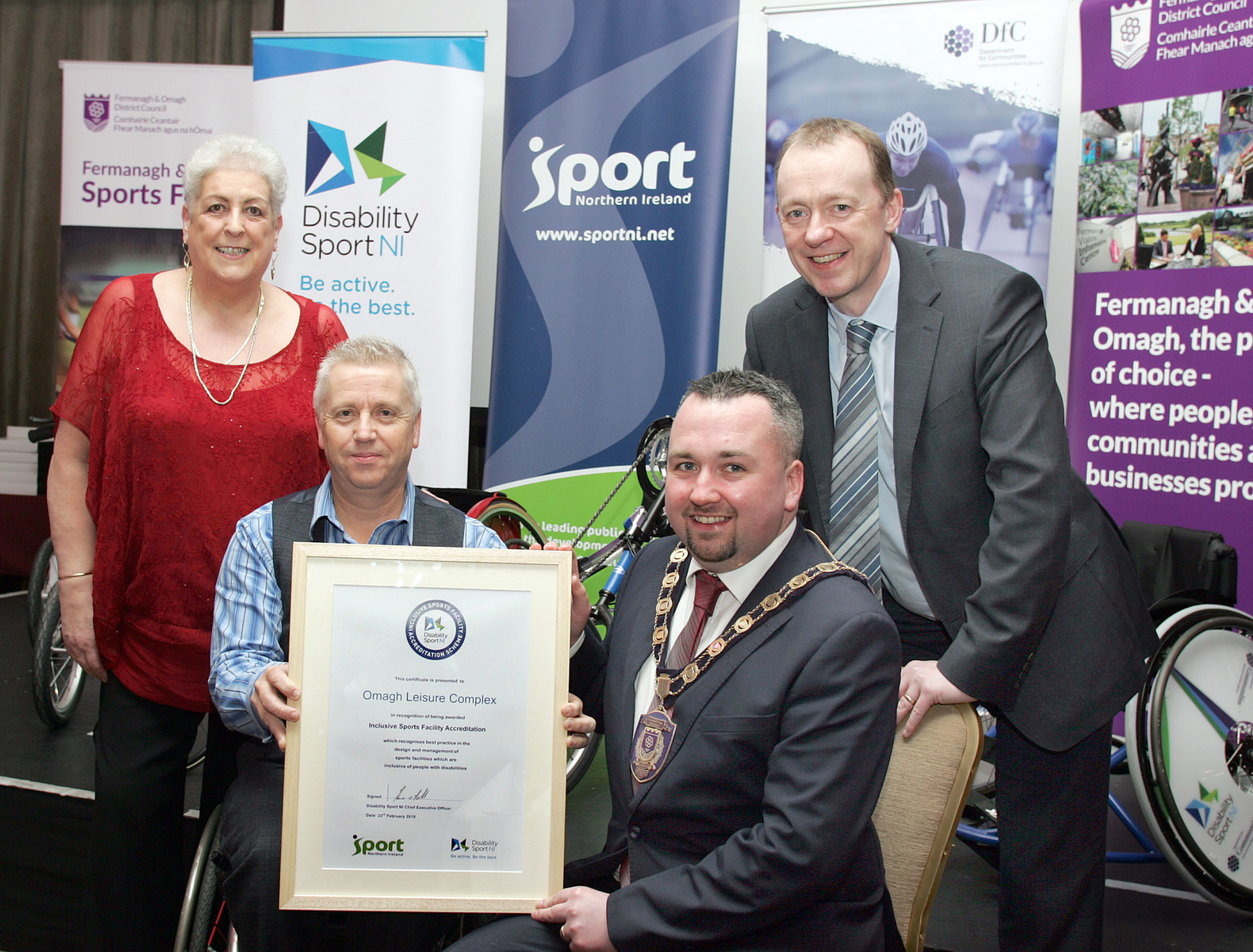 ISF Accrediation 2 – Fermanagh & Omagh District Council