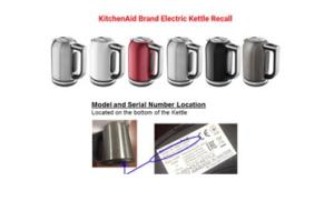 Kitchen Aid recall