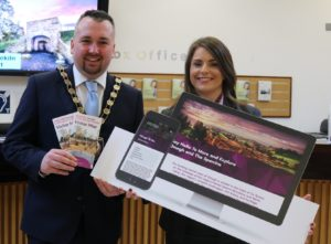Omagh Map launch photo 2