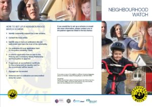 NHW Leaflet Outside