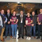 Chairman's Reception for Enniskillen Ladies Rugby Club 1