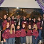 Chairman's Reception for Enniskillen Ladies Rugby Club 2