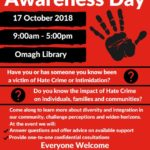 Hate Crime Awareness Day Poster